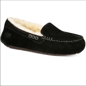 COPY - UGG🔴Ansley Water Resistant black slippers 9